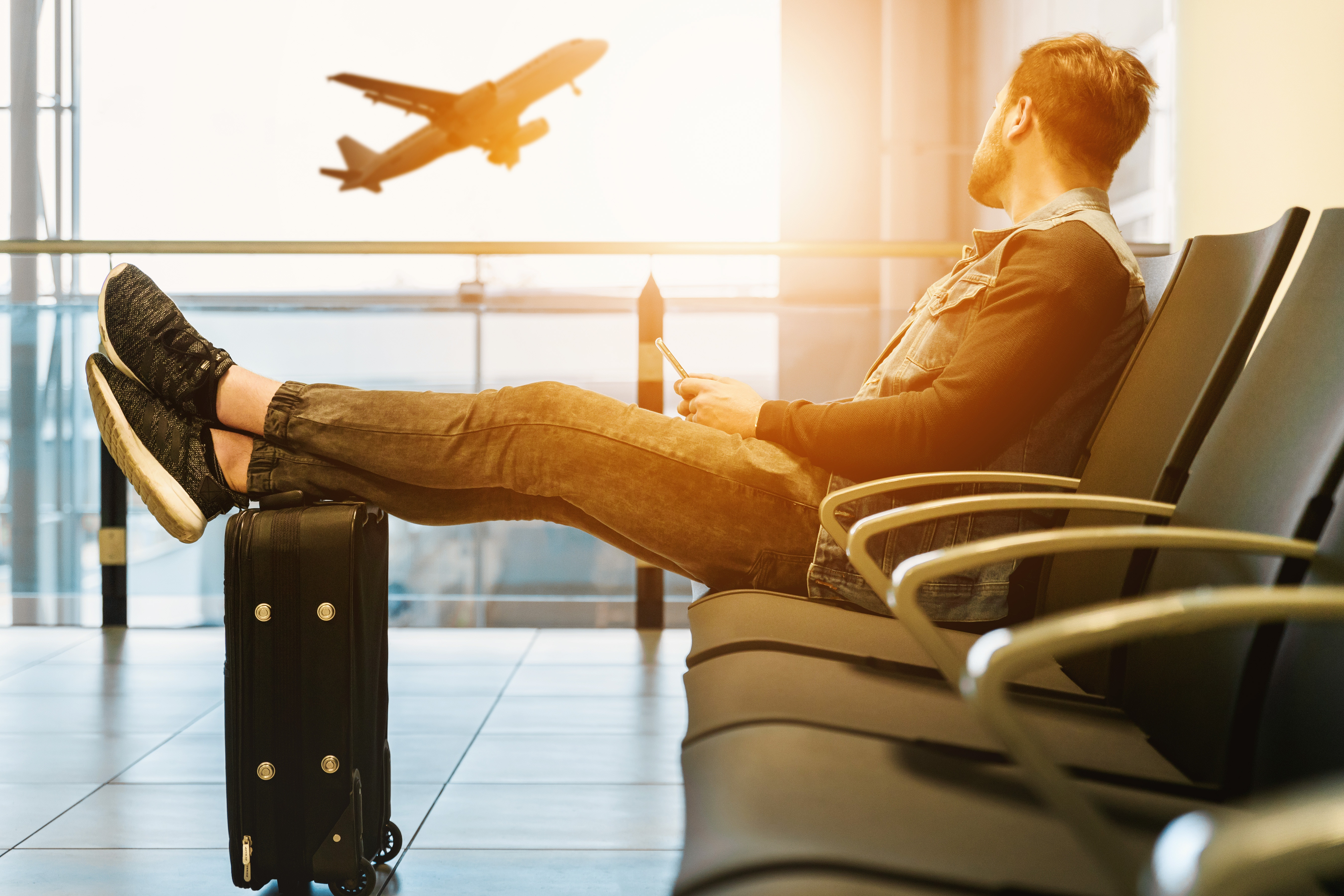 How to book group flights for a company retreat
