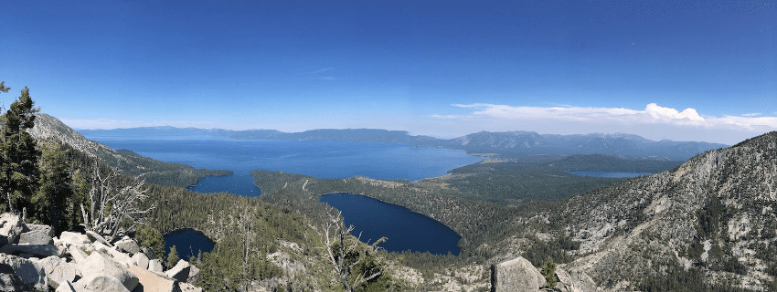Company Retreat in Lake Tahoe, California