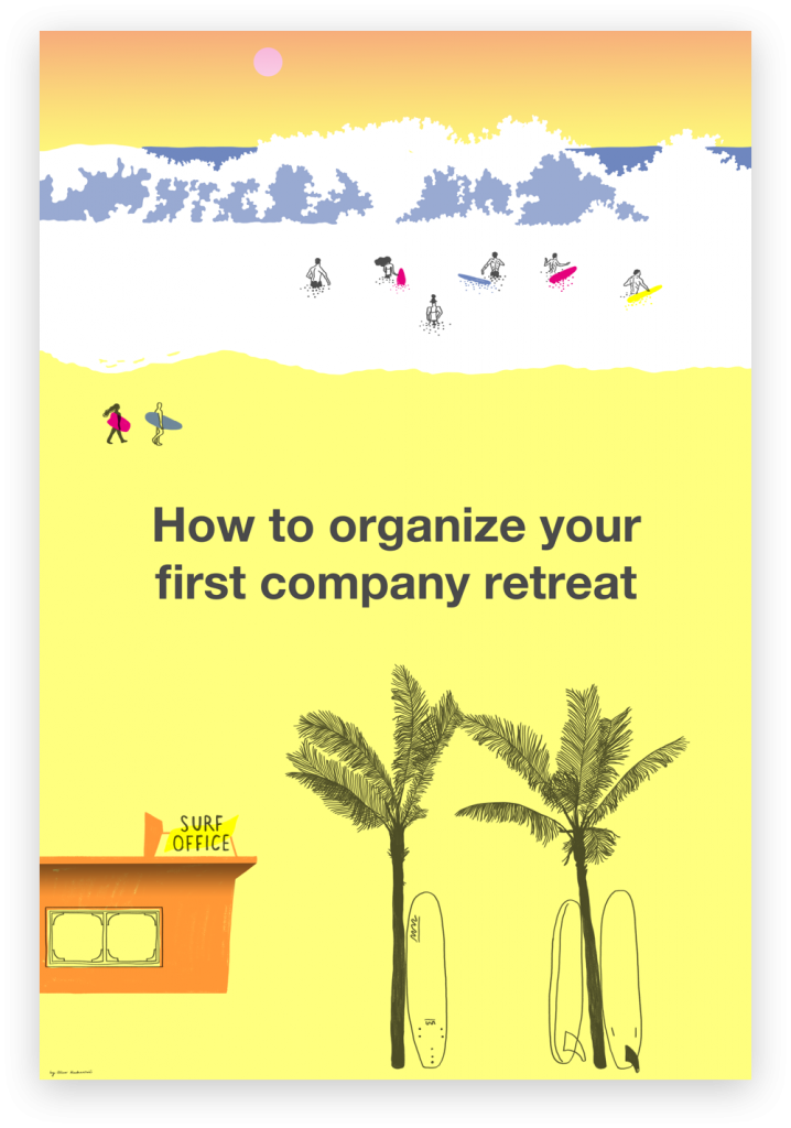 Productive Corporate Retreats and Off-Sites | Surf Office