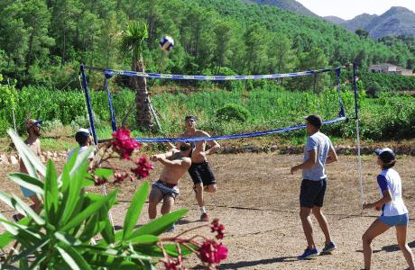 Team-building retreats