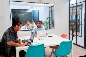 Cink Castellana Coworking Madrid