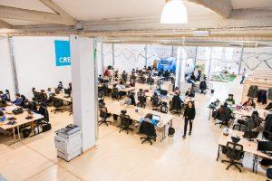 CREC Coworking Barcelona, Spain