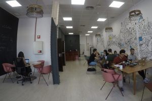 Go Madrid Coworking Space