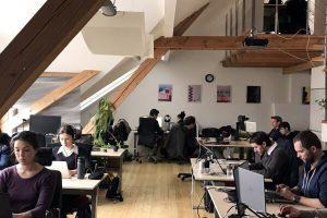 Locus Workspace - coworking Prague