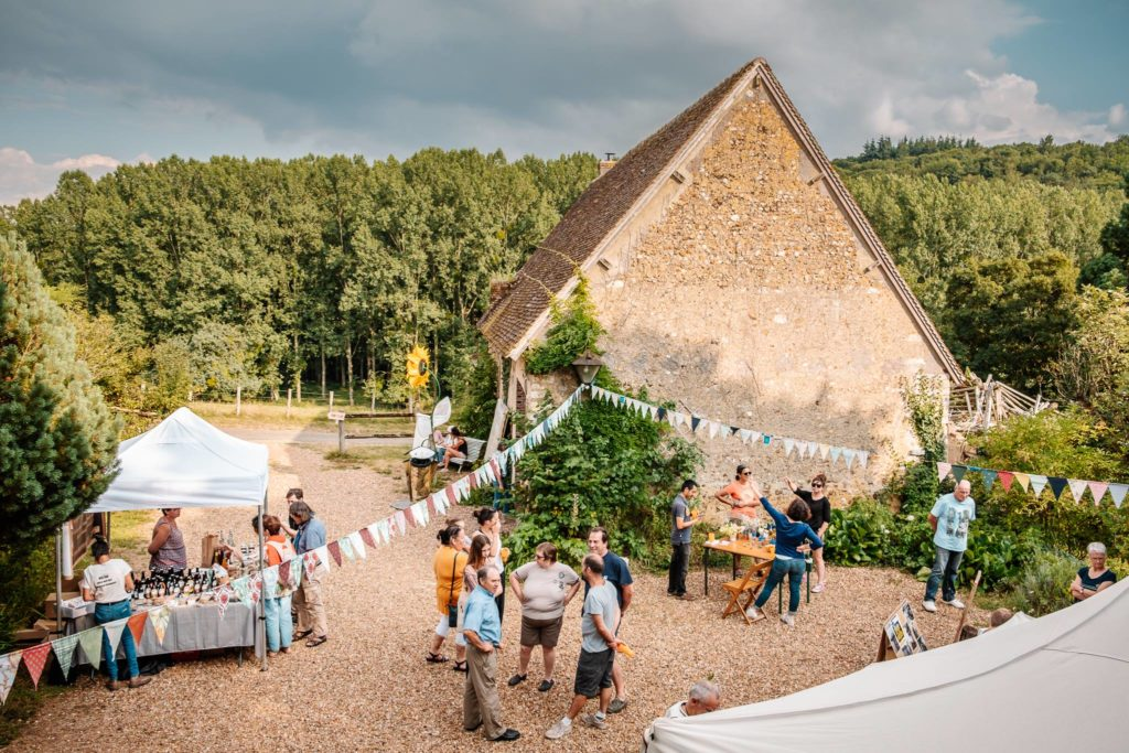 Mutinerie village - rural coworking space in France