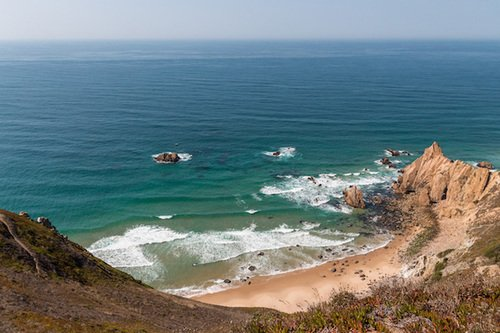 Cabo da Roca - The Westernmost Point in Europea