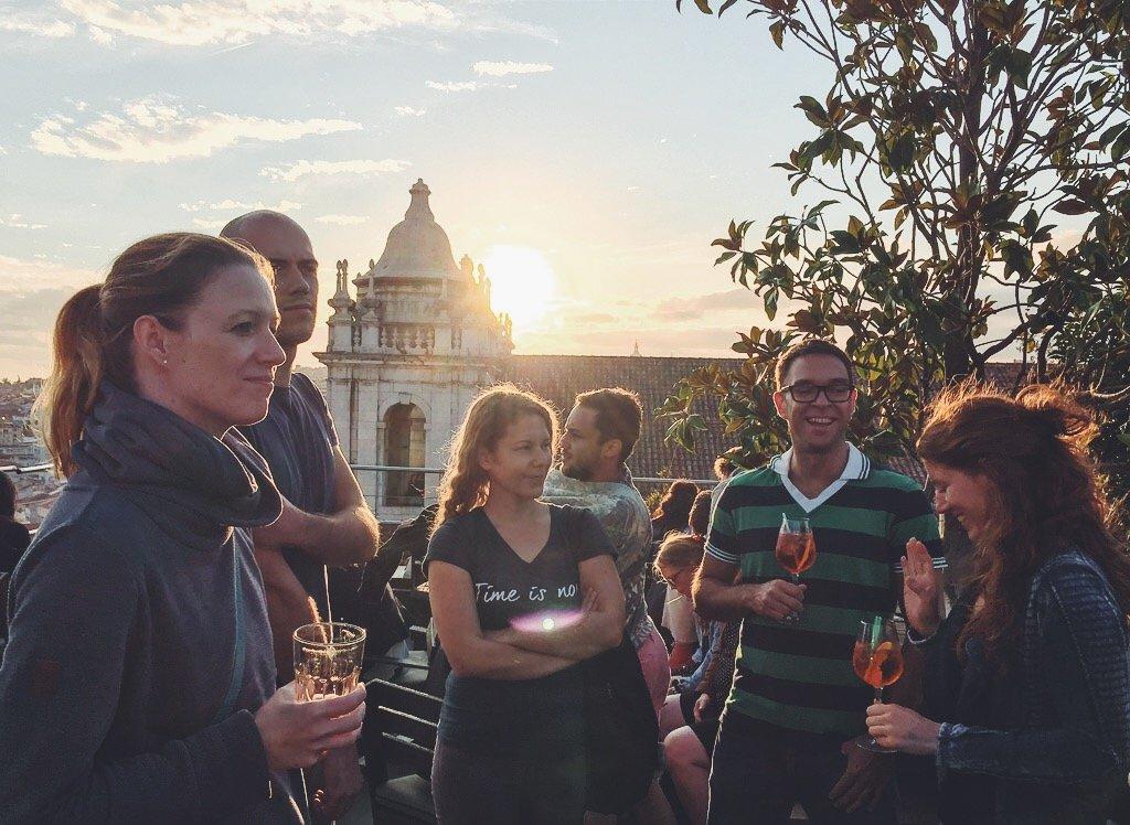 Company Retreats in Lisbon