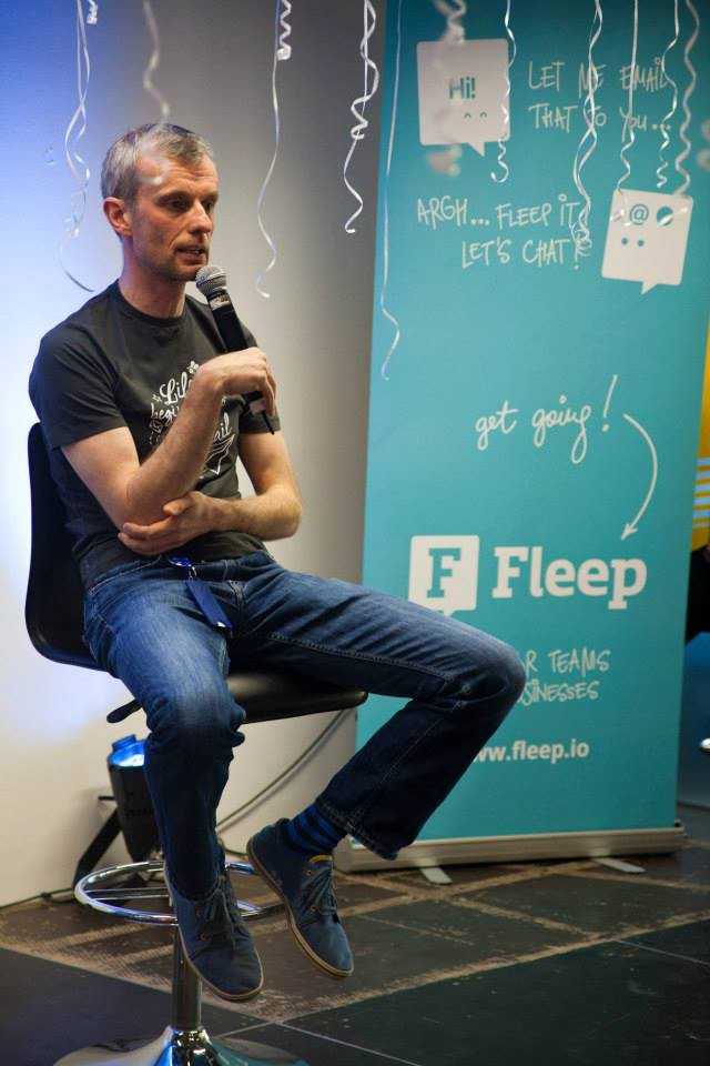 Fleep Presenting