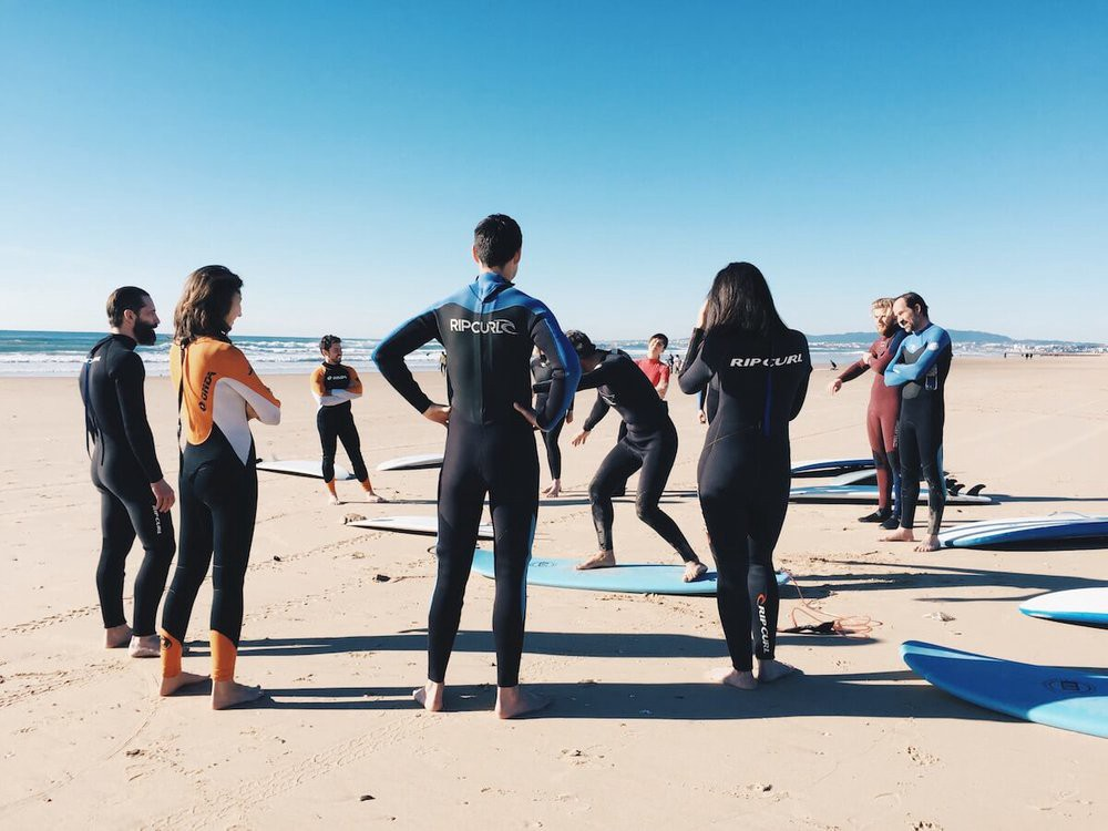 Goncalo Surf School