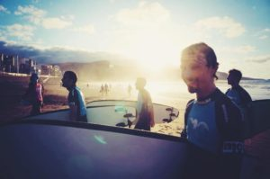 Gran Canaria - Surfers
