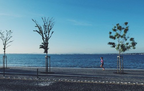 Lisbon - A Run Along the River Tejo