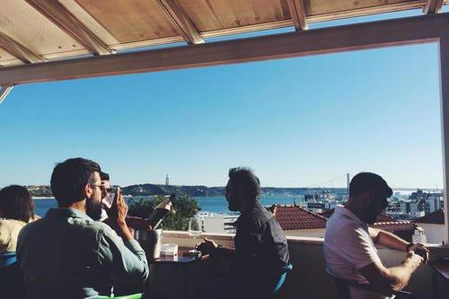 Lisbon - Have Drink at Noobai