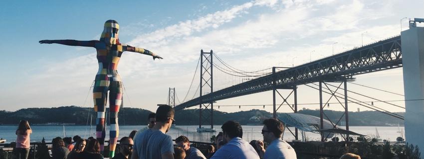 Company Retreat in Lisbon, Portugal