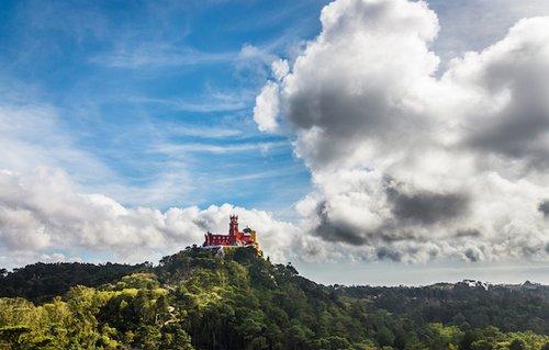 Lisbon - Sintra Castles
