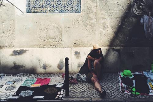 Lisbon - Thieves Market