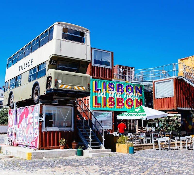 Lisbon - Village Underground