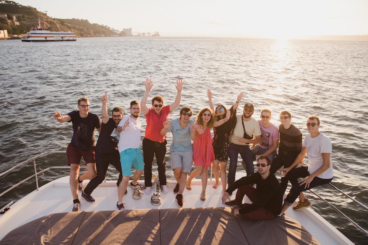 4 unique team bonding experiences in Lisbon