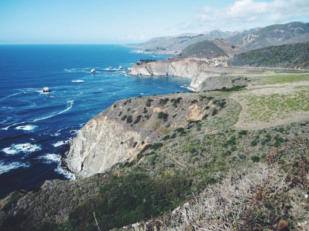 Santa Cruz - Coastline