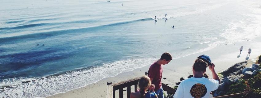 Company Retreat in Santa Cruz, California