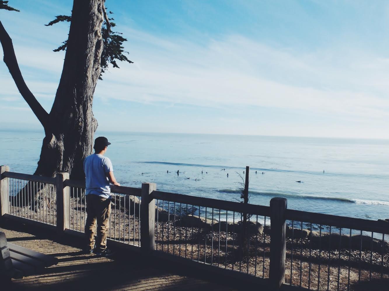 Santa Cruz - Promenade