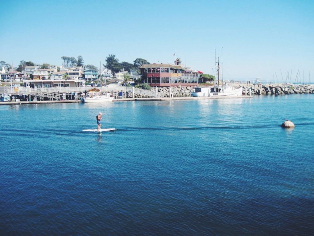 Santa Cruz - Stand Up Paddle Boarding