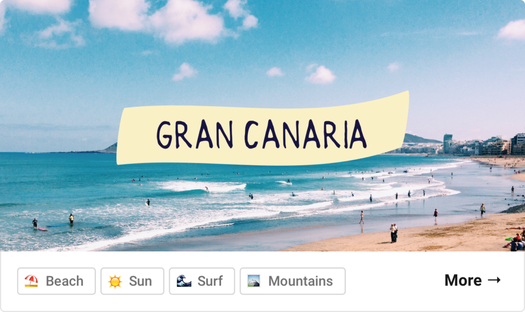 Surf Office Gran Canaria