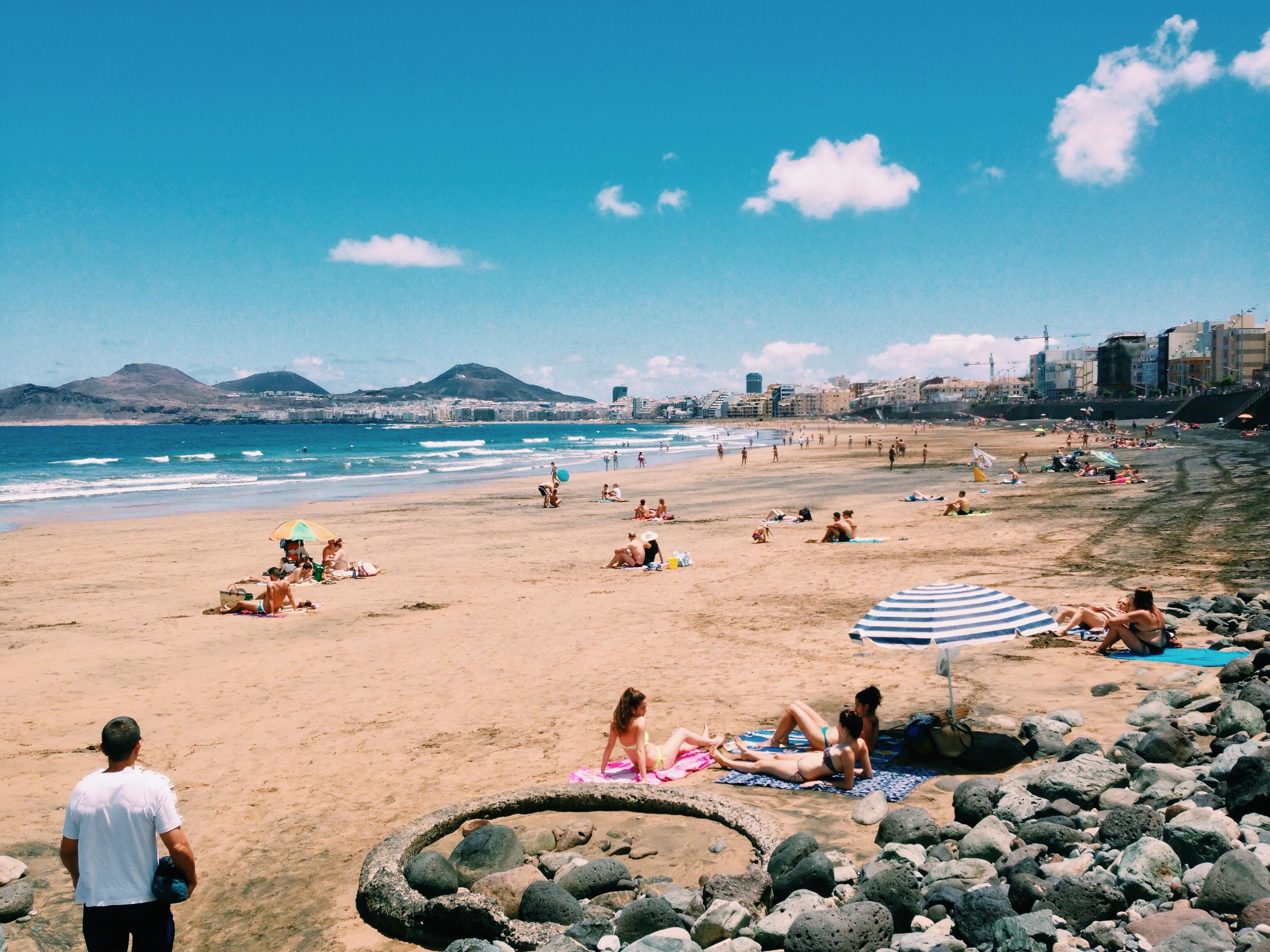 Surf Office Gran Canaria - Beach