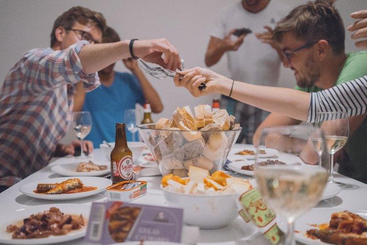 Surf Office Lisbon - Community Dinner