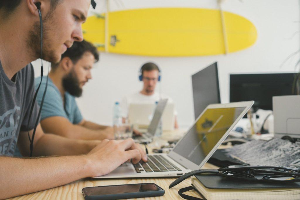 Surf Office Lisbon - Workspace