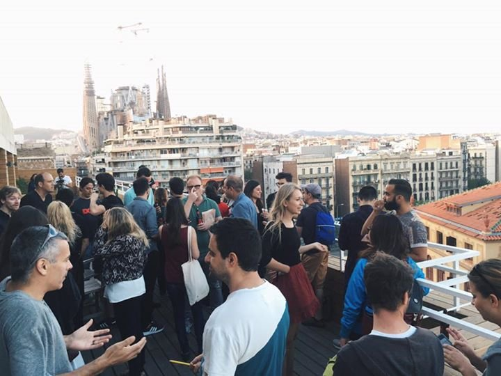 Surf Office meetup in Barcelona - Networking