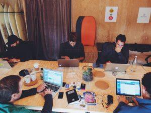 Surf Office Santa Cruz - Coworking Space