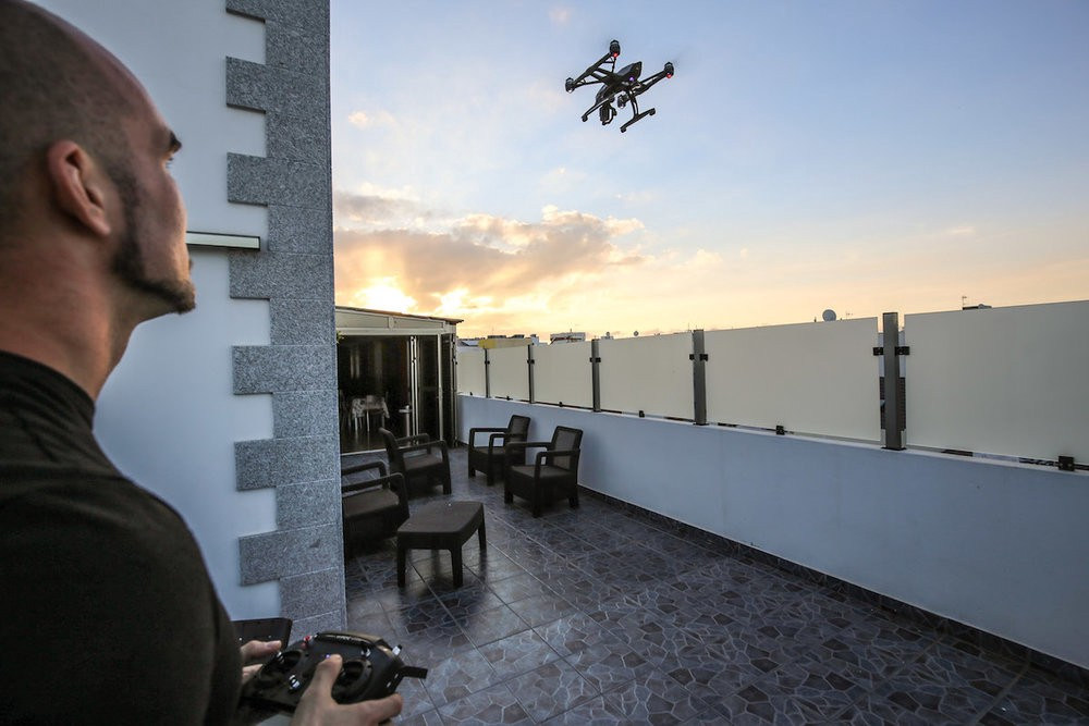 X-Team drone